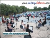ARABALI SİNEMA'YA KONSERLİ FİNAL
